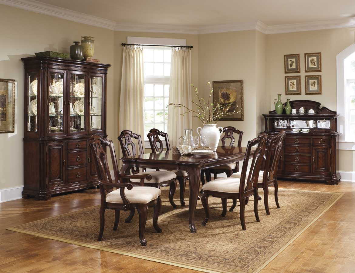 pulaski toscano vialetto dining collection d657240