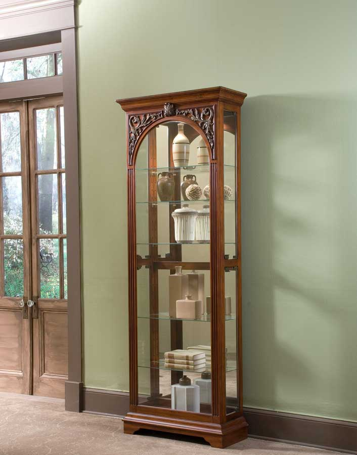 Cheap Pulaski Dorchester Curio