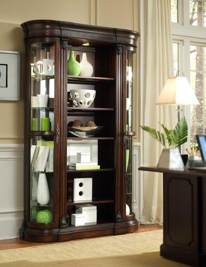 Cheap Pulaski Gallery II Bookcase-Curio