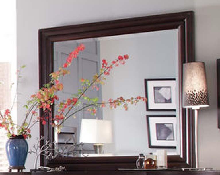 Pulaski Sable Mirror