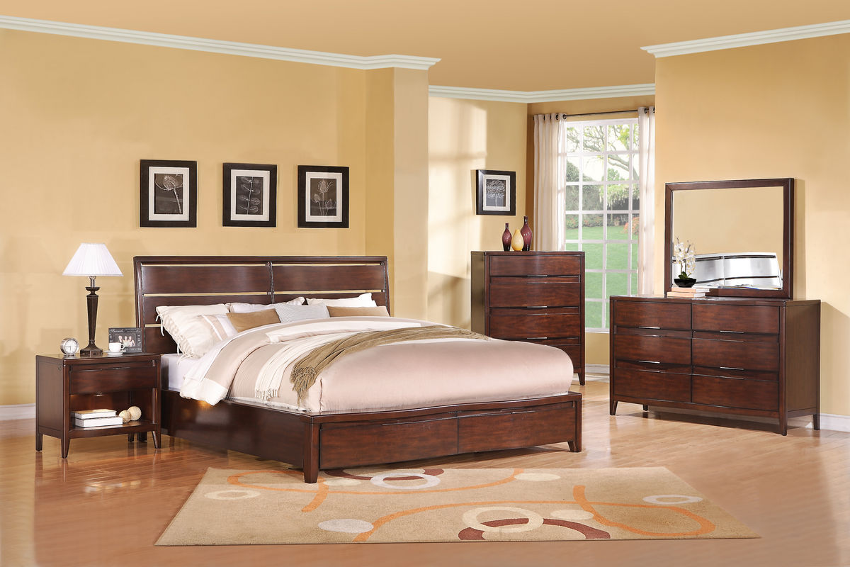 Pulaski Ginger Bedroom Collection