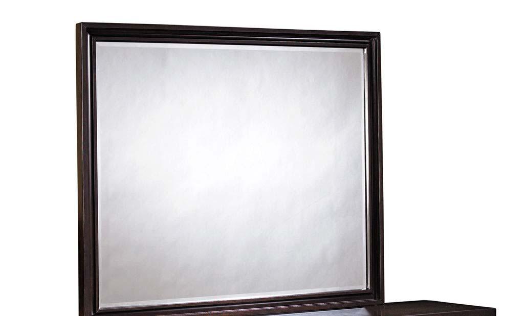 Pulaski Amaretto Mirror