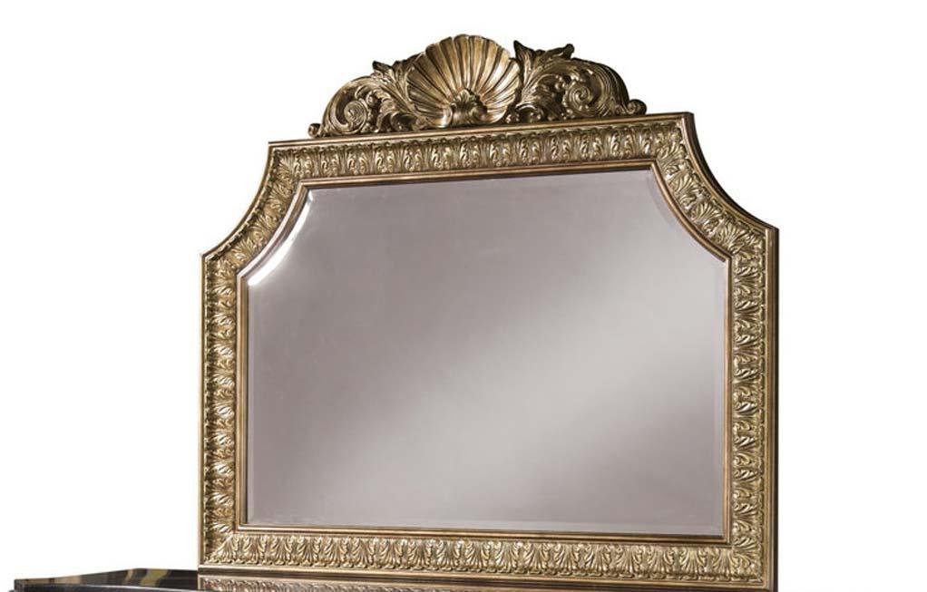 Pulaski Del Corto Mirror