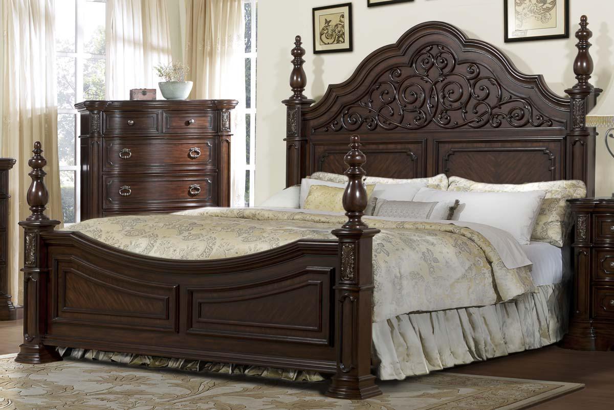 Pulaski Cassara Bed
