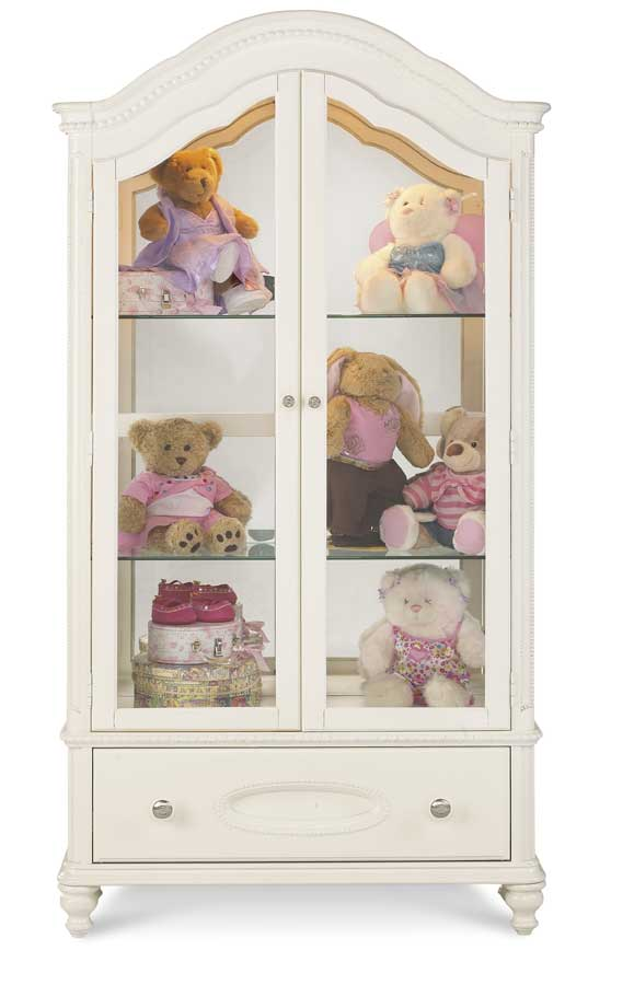 Pulaski Pawsitively Perfect Doll Cabinet-Curio
