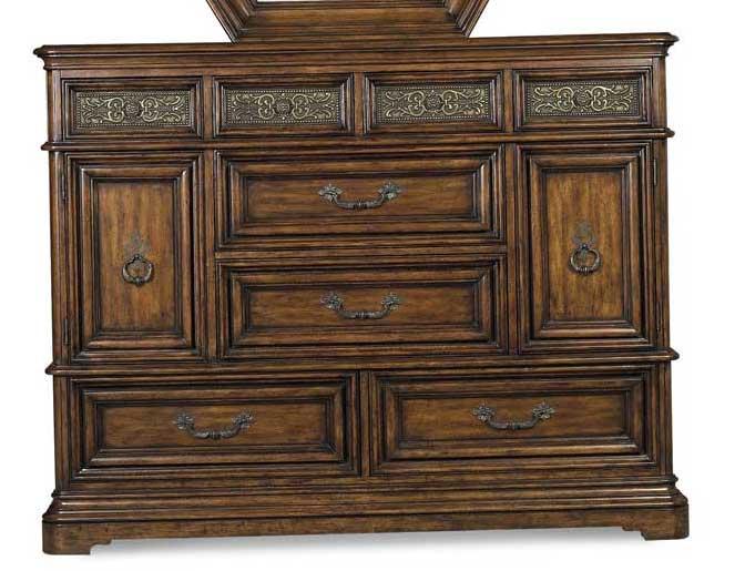Pulaski Cantabria Tall Dresser