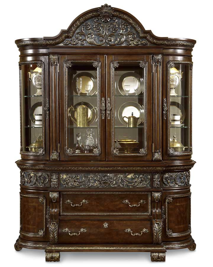 Pulaski Treviso China Cabinet Pf 660300 01 At Homelement Com