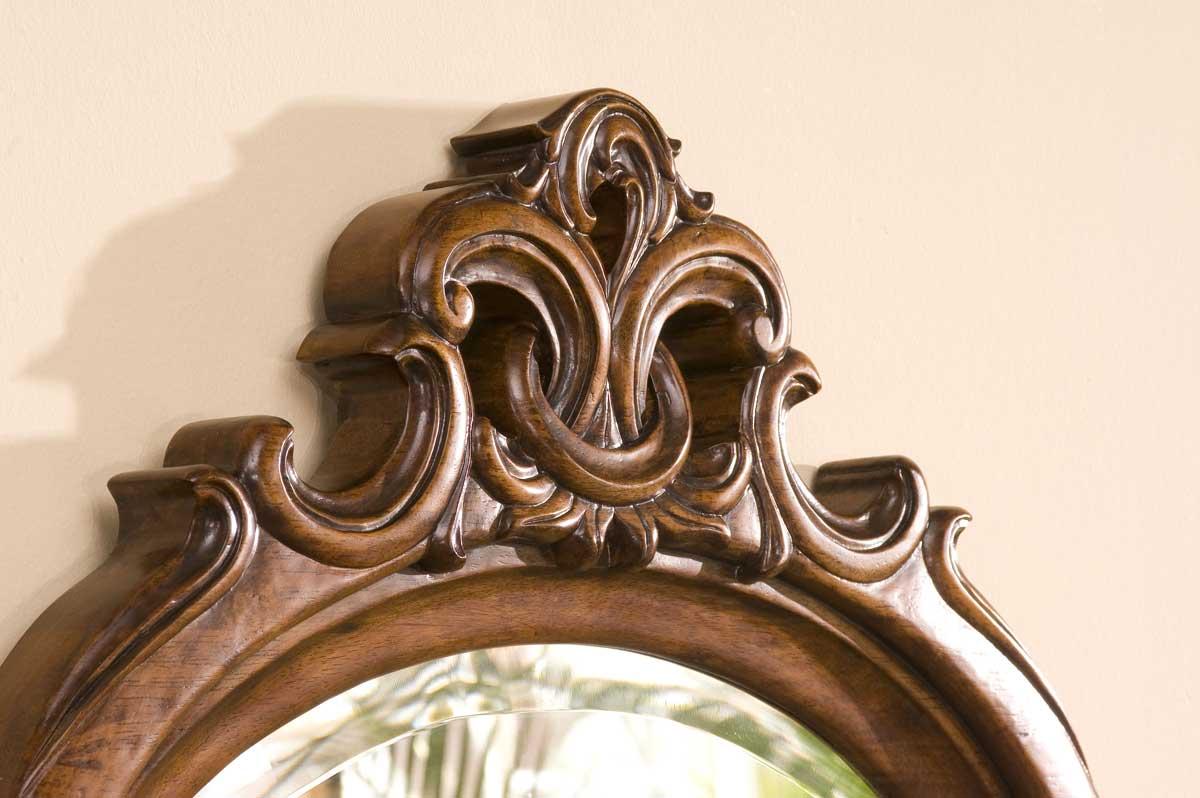 Pulaski Victorias Manor Mirror