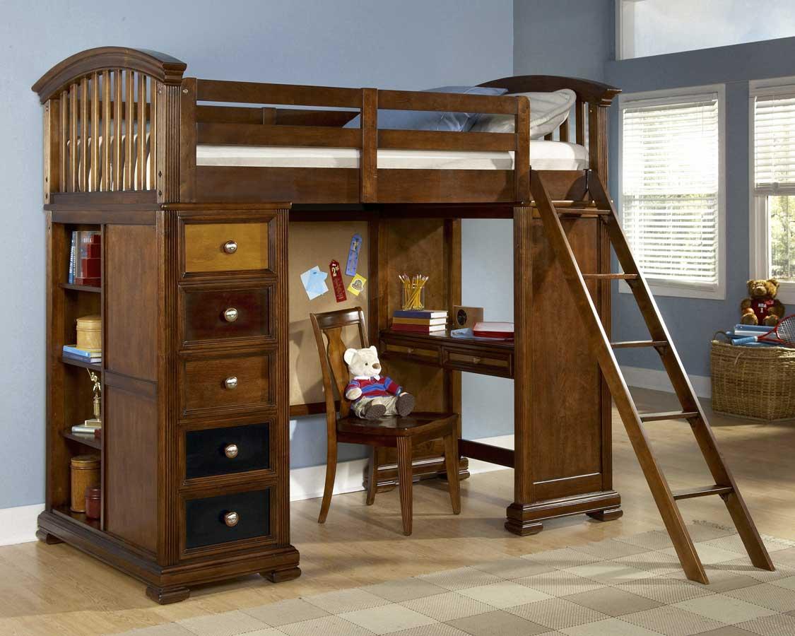 Pulaski Libearty Loft Bed