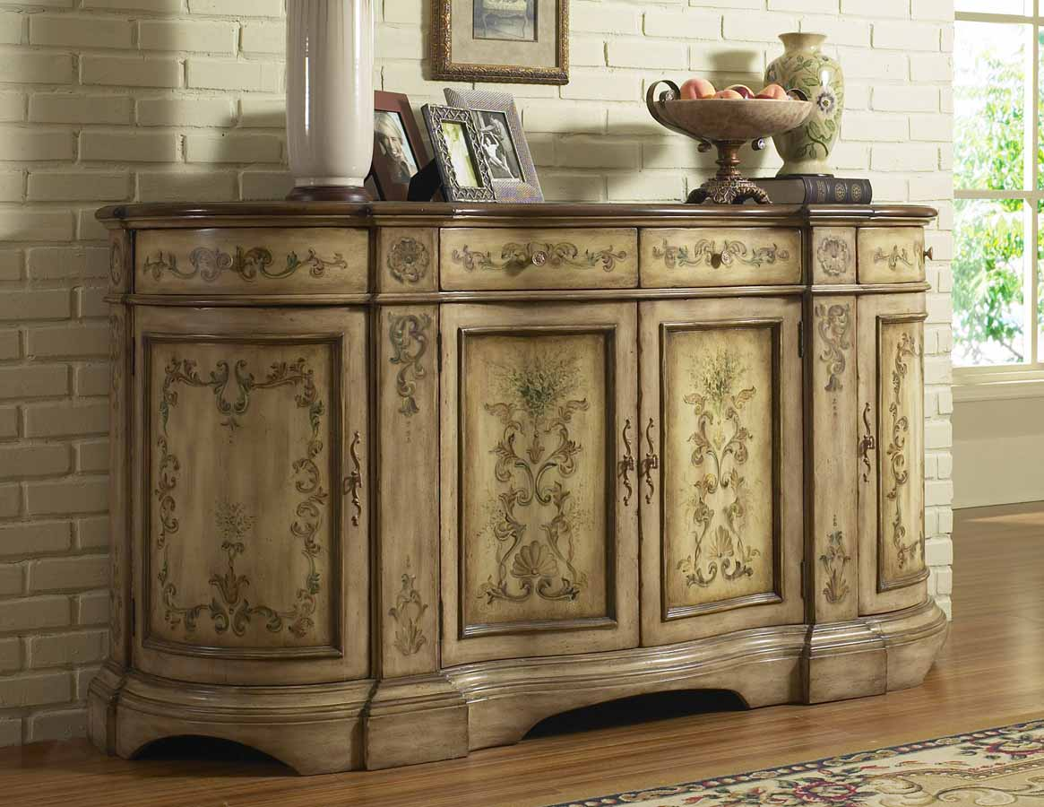 Purchase Pulaski Daffodil Credenza Product Photo