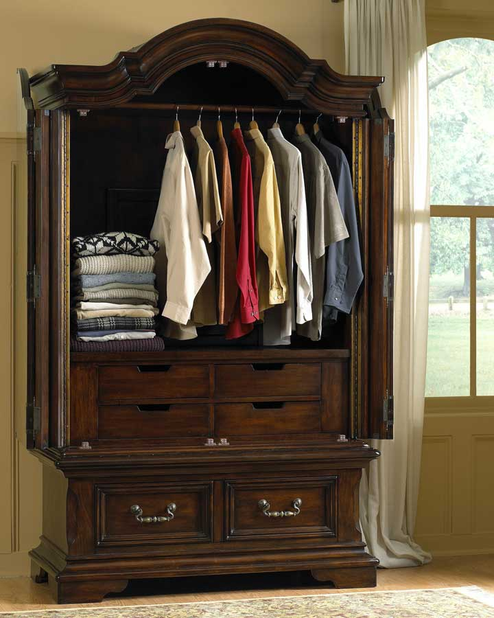 Pulaski Timber Heights Armoire