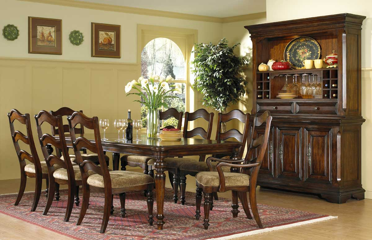 pulaski timber heights dining collection buy dining room
