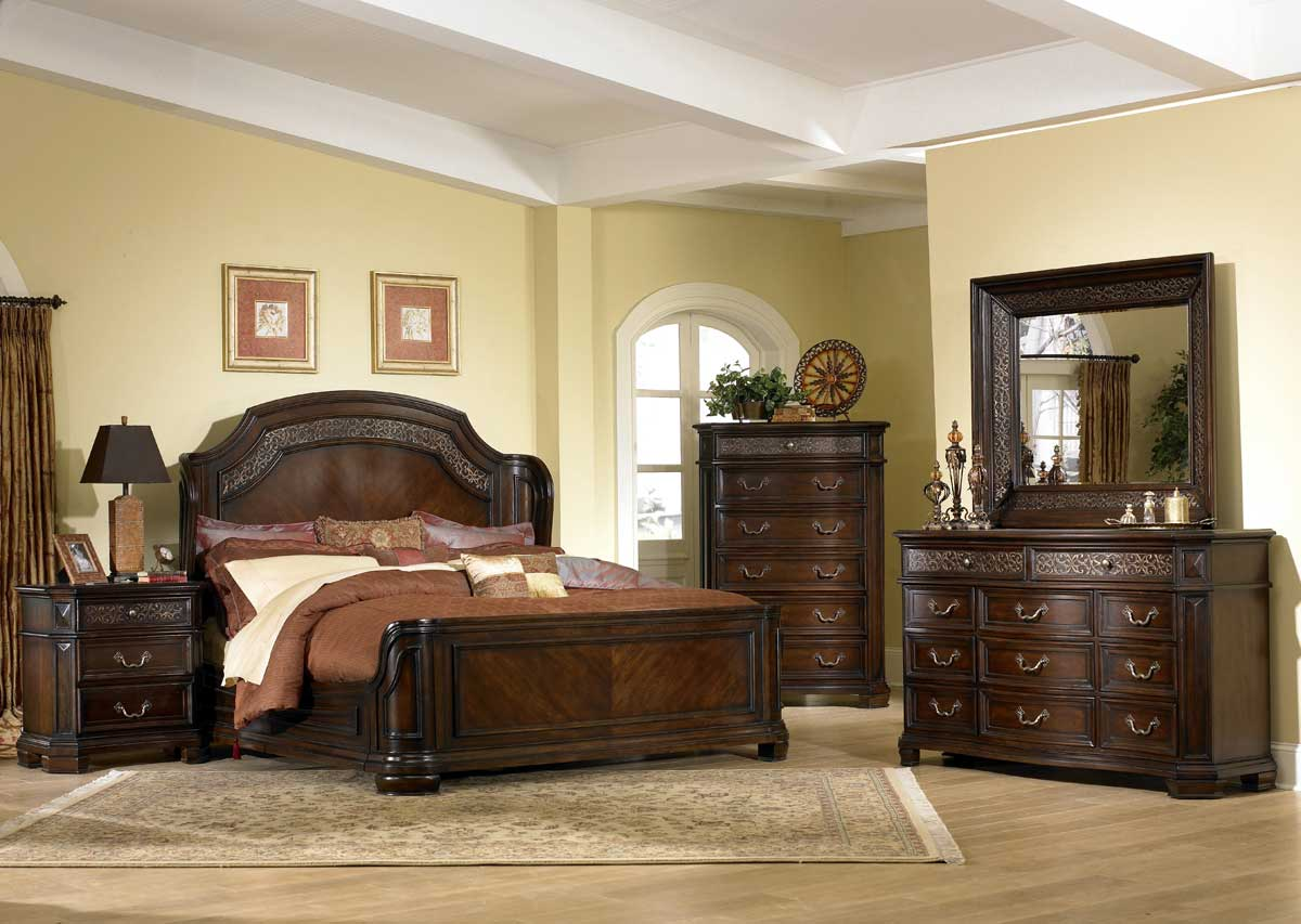 Pulaski Costa Dorada Panel Bedroom Collection