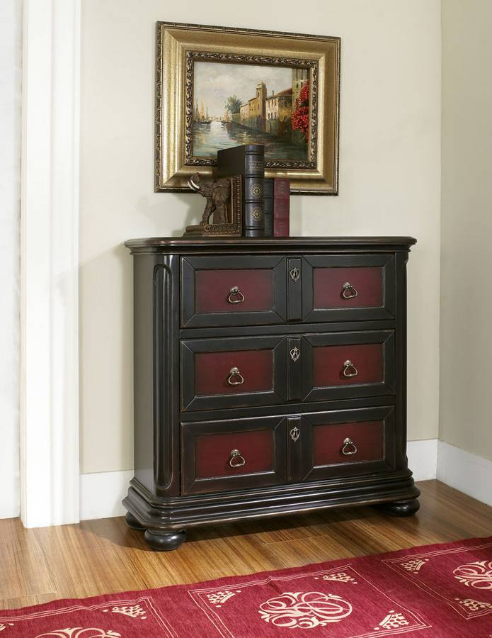 704209 Accents Chest - Pulaski
