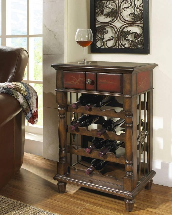 Cheap Pulaski Toffee Wine Accent