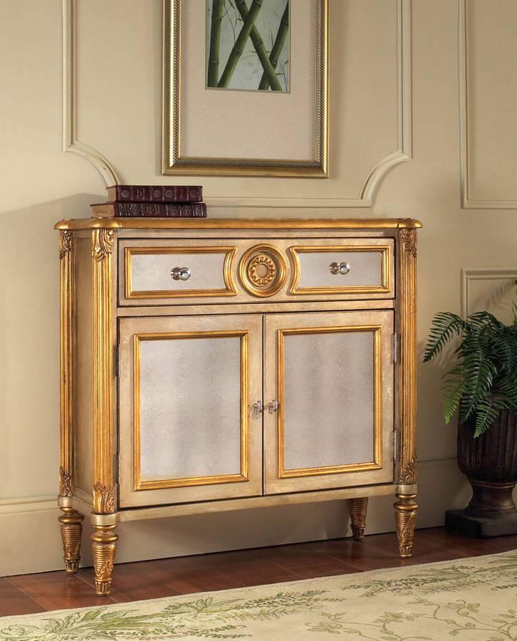 Pulaski Savoy Mirrored Hall Chest Pf 739277 At