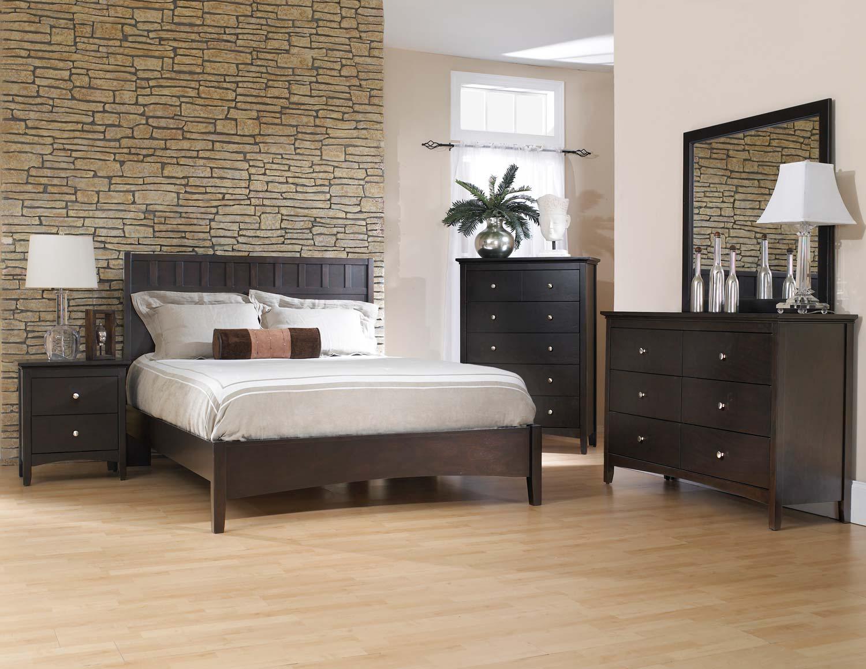 Pulaski Southpark Bedroom Set