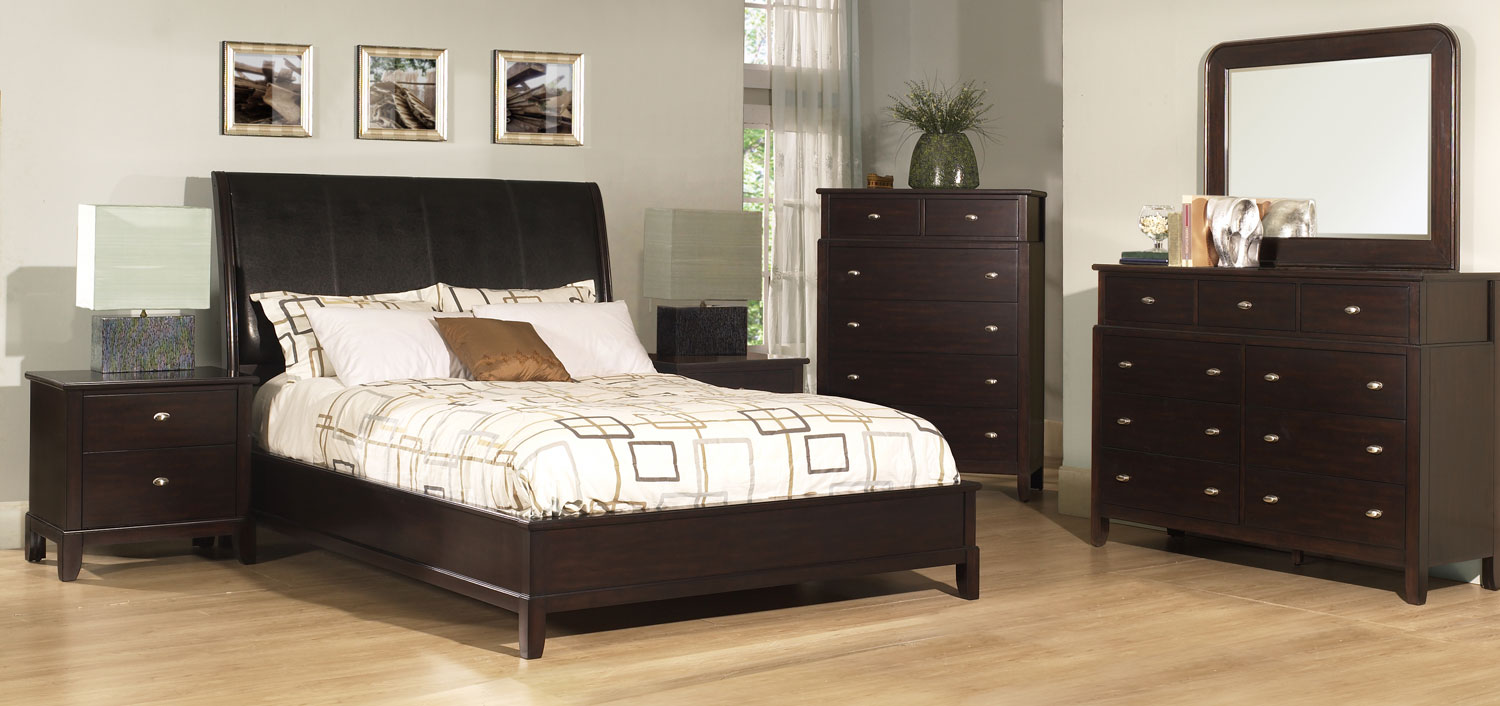 Pulaski Ventura Bedroom Set