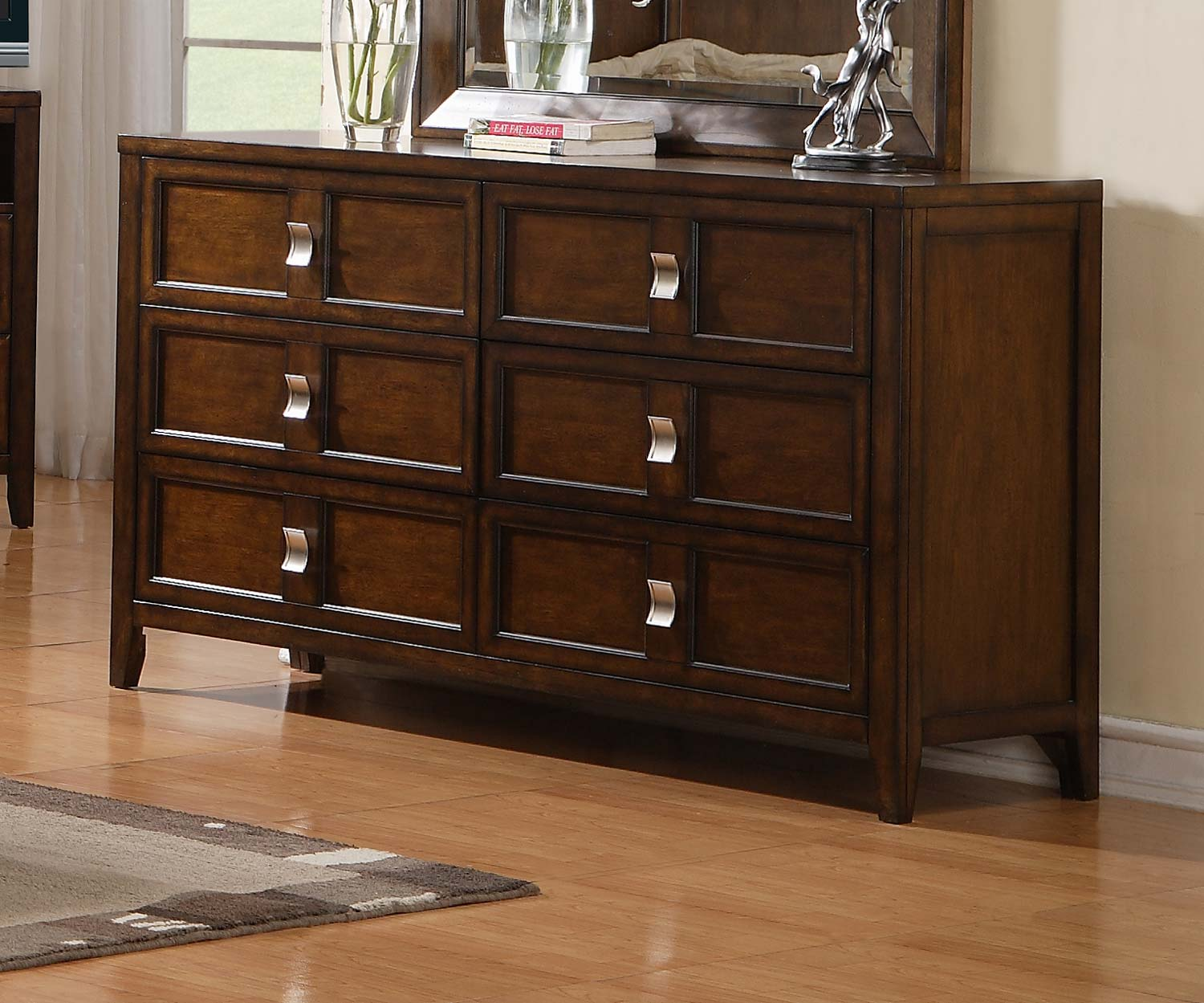 Pulaski Bayfield Drawer Dresser