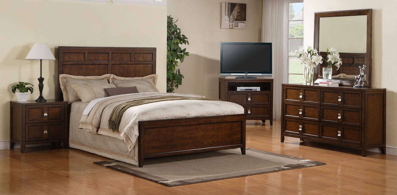 Pulaski Bayfield Bedroom Set