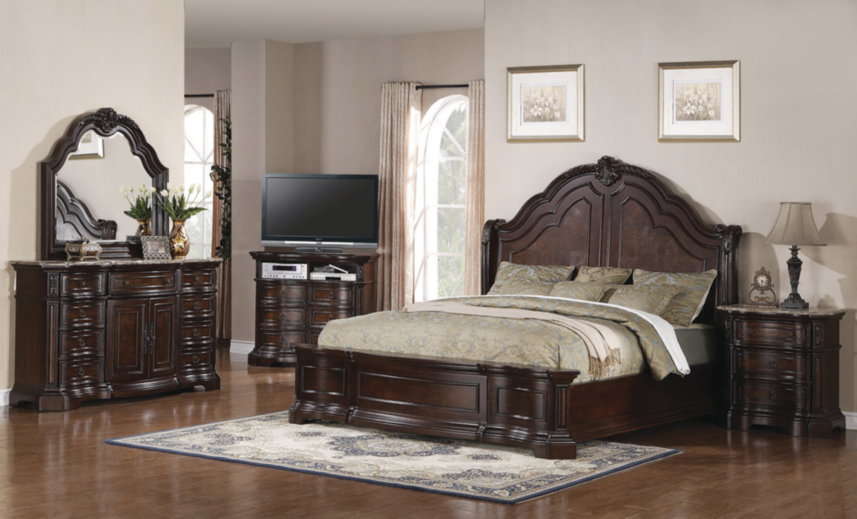 Pulaski Edington Bedroom Set