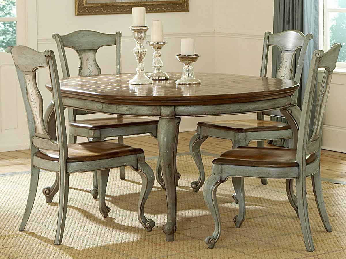 Pulaski Jolie Round Dining Collection