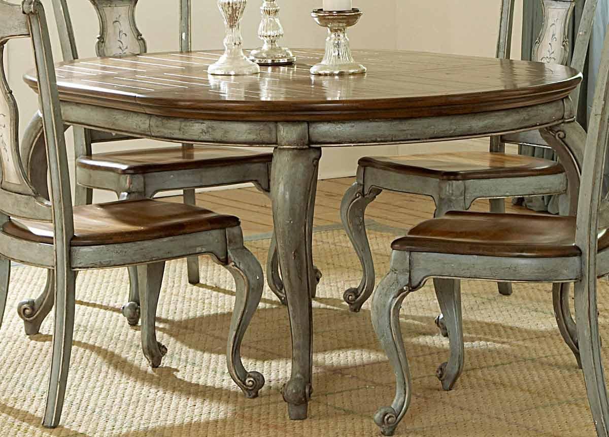 Awesome Pulaski Jolie Round Dining Table