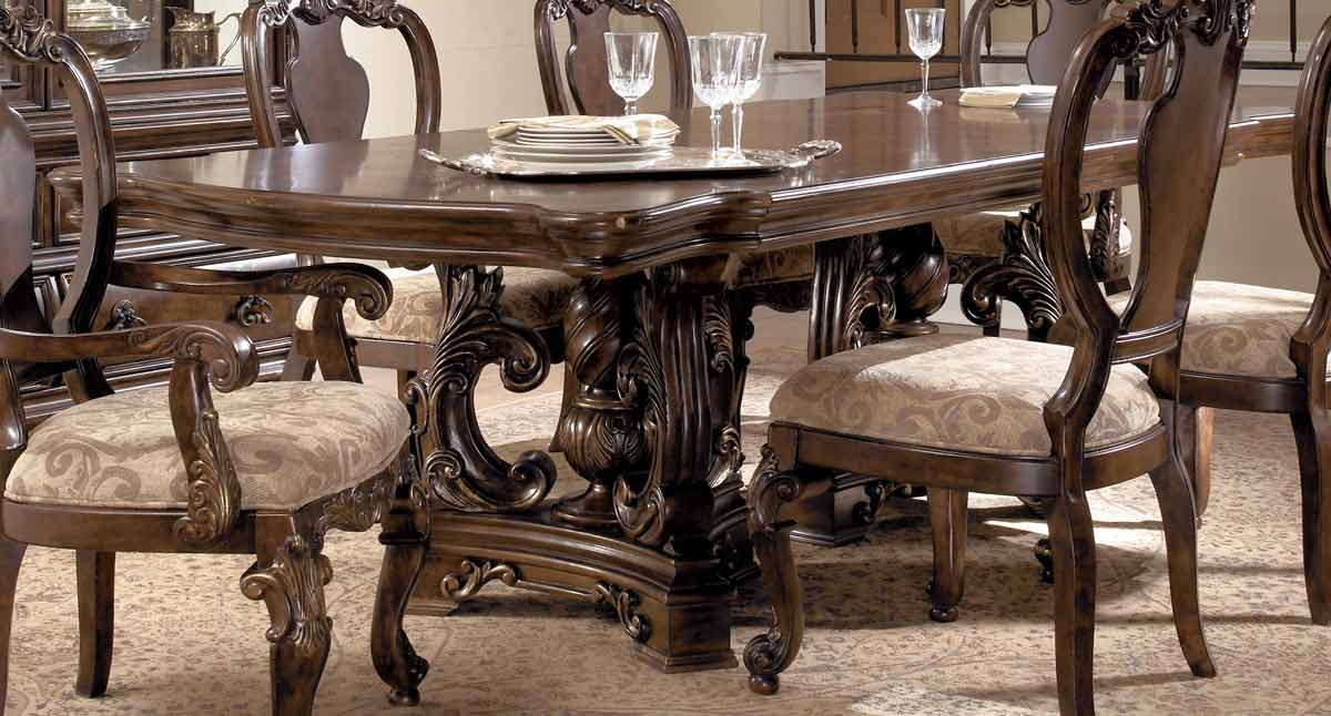 Pulaski Wellington Manor Dining Collection PF 962240 1 Set at