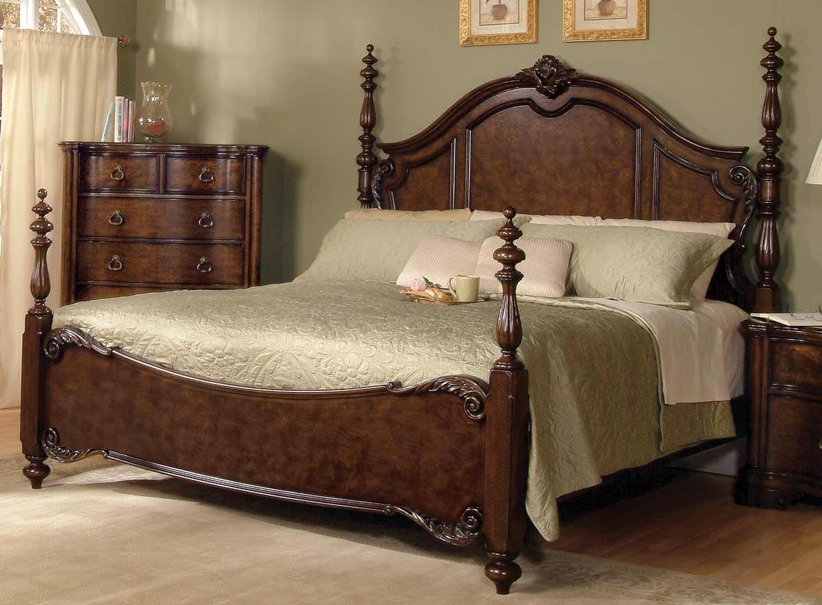 Pulaski Hillsdale Bed