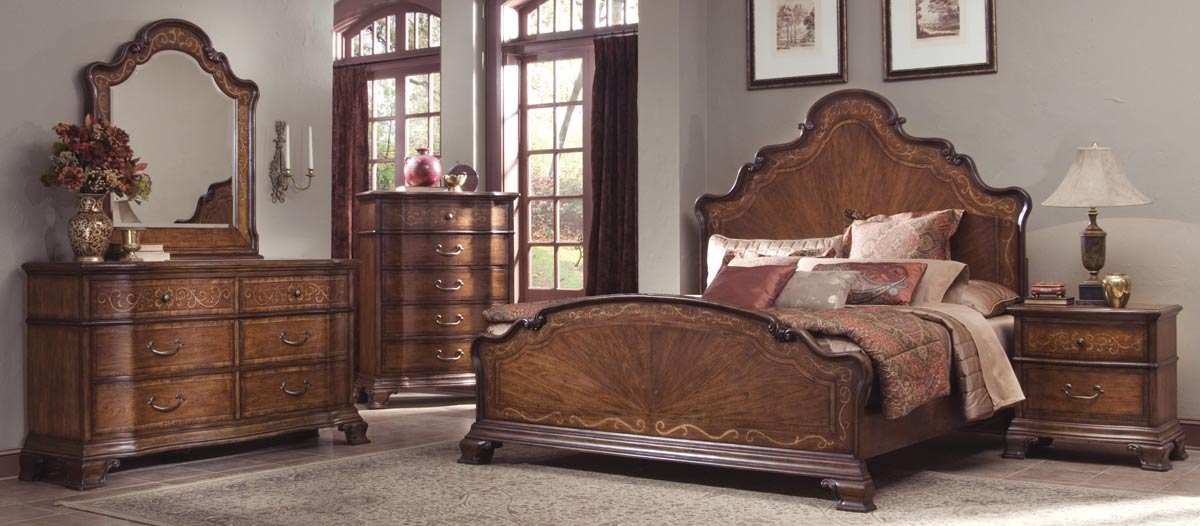 Pulaski Solana Bedroom Collection