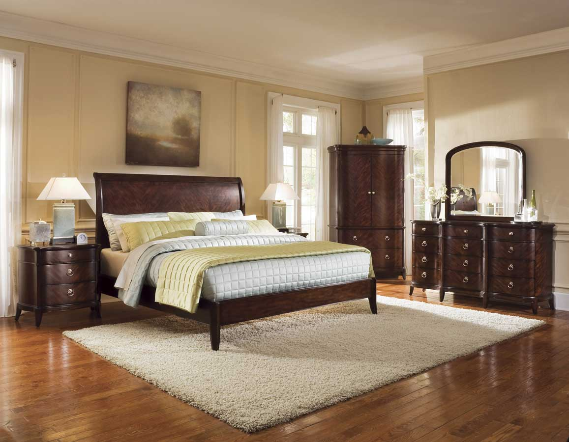 pulaski alura bedroom collection pf 800150 bed set at. Black Bedroom Furniture Sets. Home Design Ideas