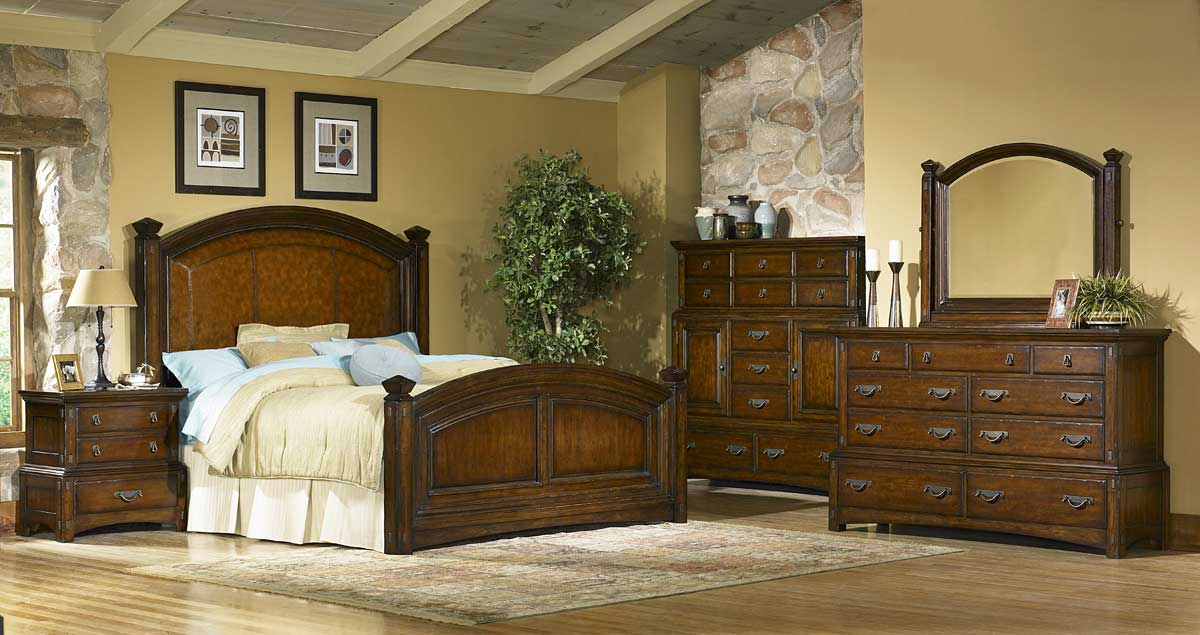 pulaski bedroom set pulaski pasadena valley poster bedroom collection pf 12947