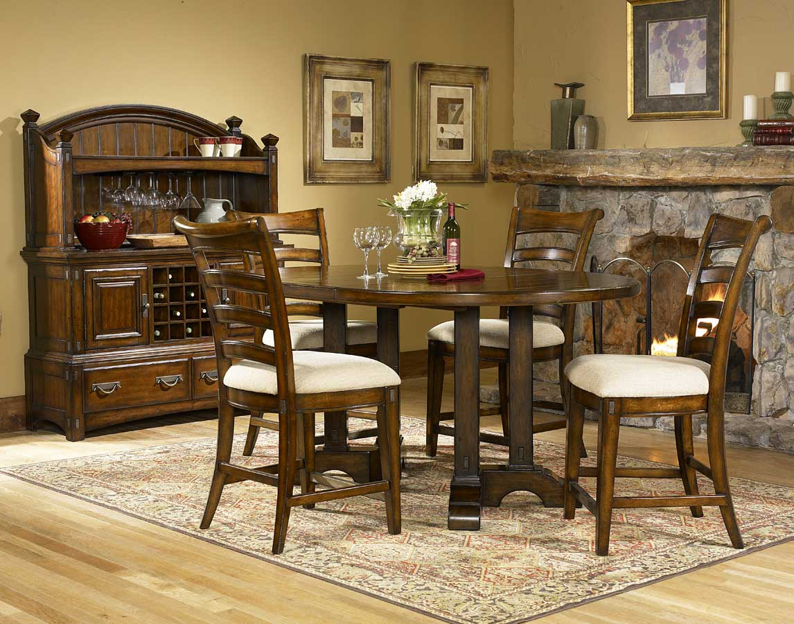 Pulaski Pasadena Valley Counter Dining Collection