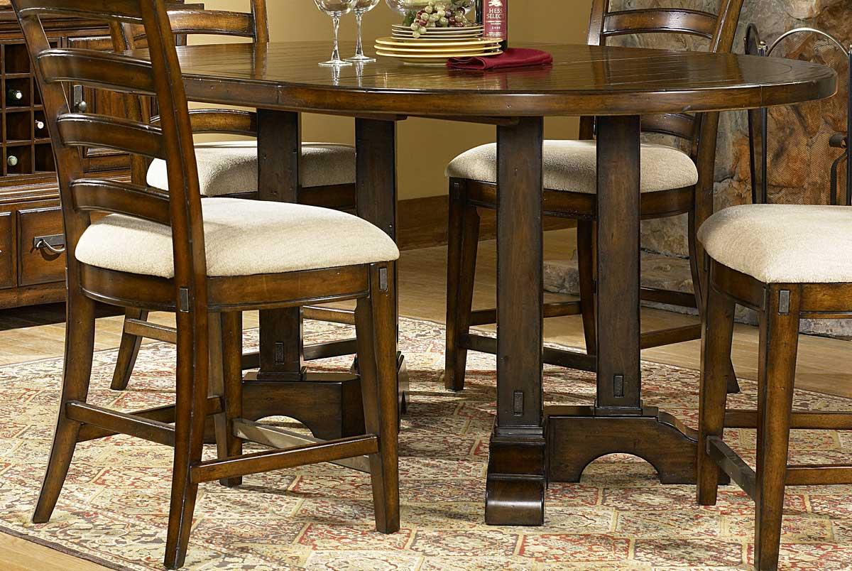 Pulaski Pasadena Valley Gathering Table 726242 23