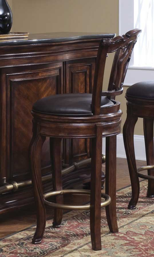 Toscano Vialetto Bar Stool-Pulaski