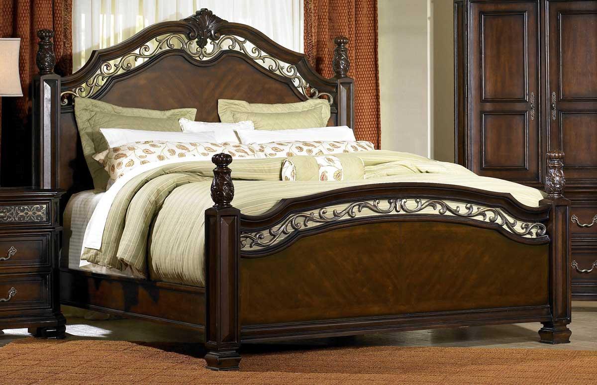 Pulaski Costa Dorada Poster Bed
