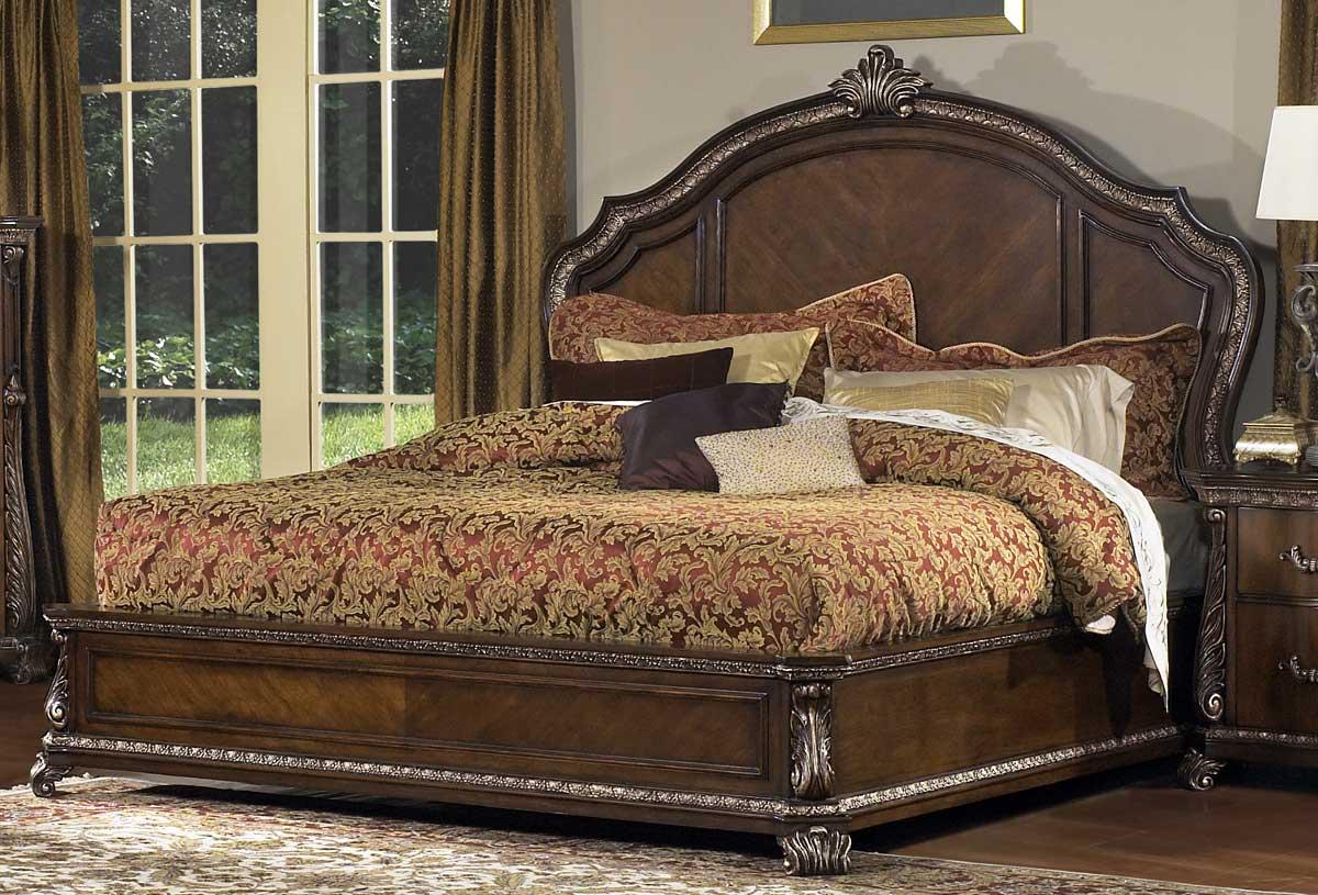Murano Panel Bed
