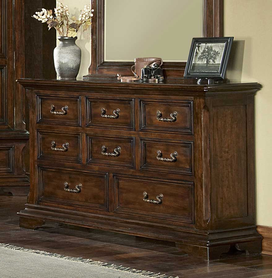 Pulaski Timber Heights Dresser