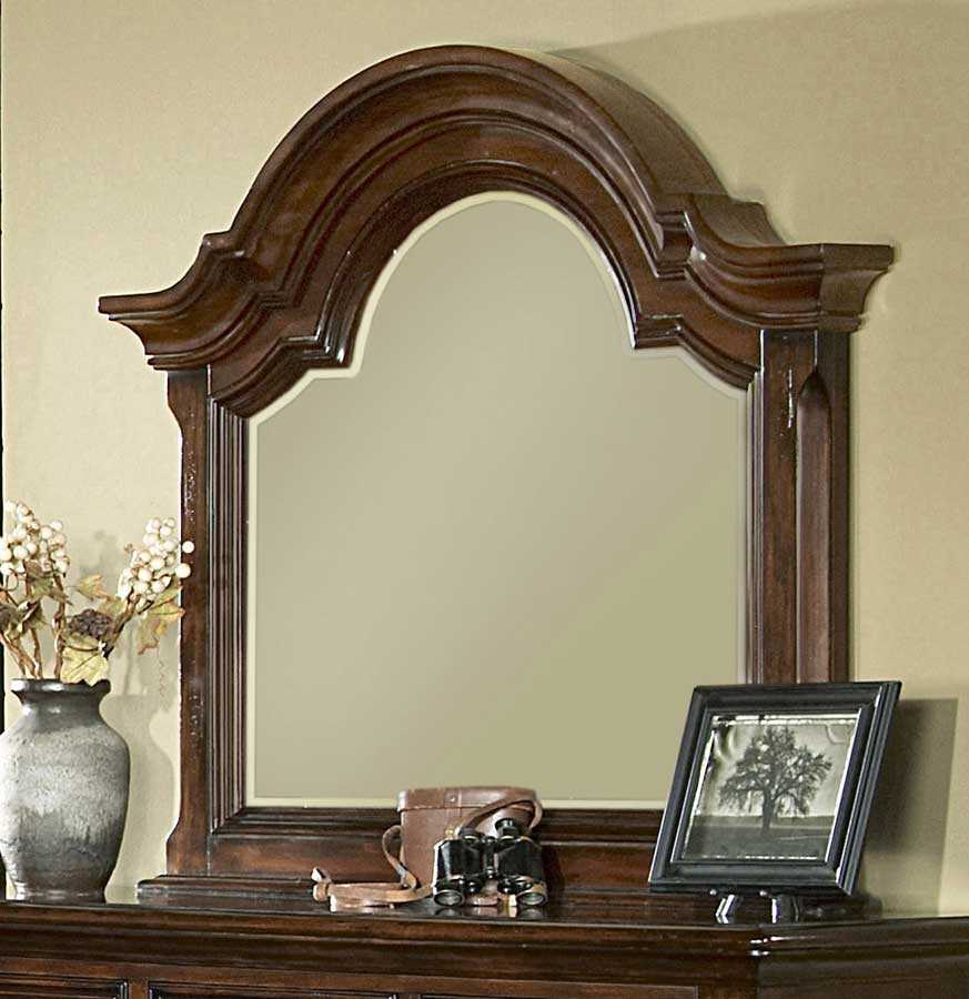 Pulaski Timber Heights Mirror