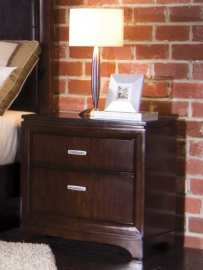 Pulaski Sixth Street Collection Nightstand