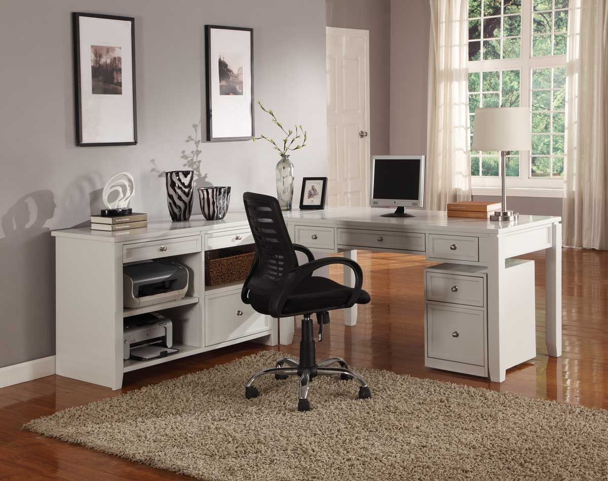 Parker House Boca Home Office Set - A