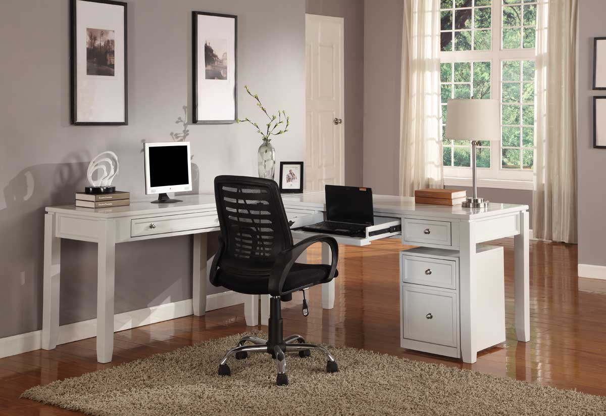 Parker House Boca Home Office Set - C