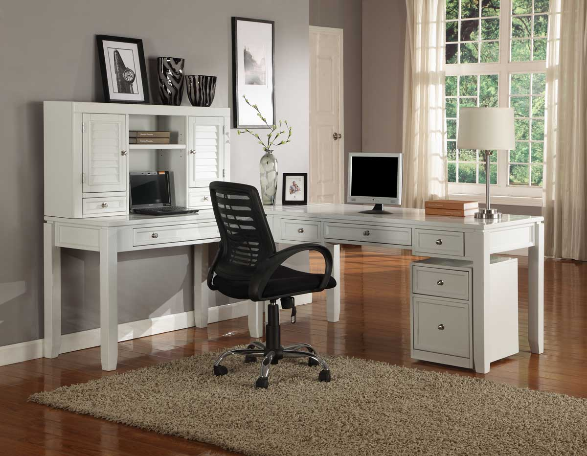 Charming Parker House Boca Home Office Set   D