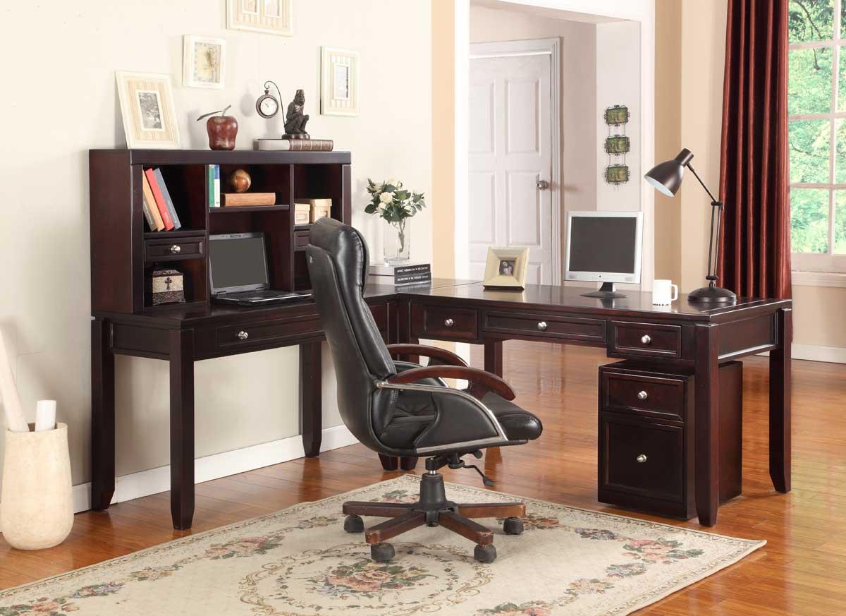 Parker House Boston Home Office Set D Ph Bos Office Set