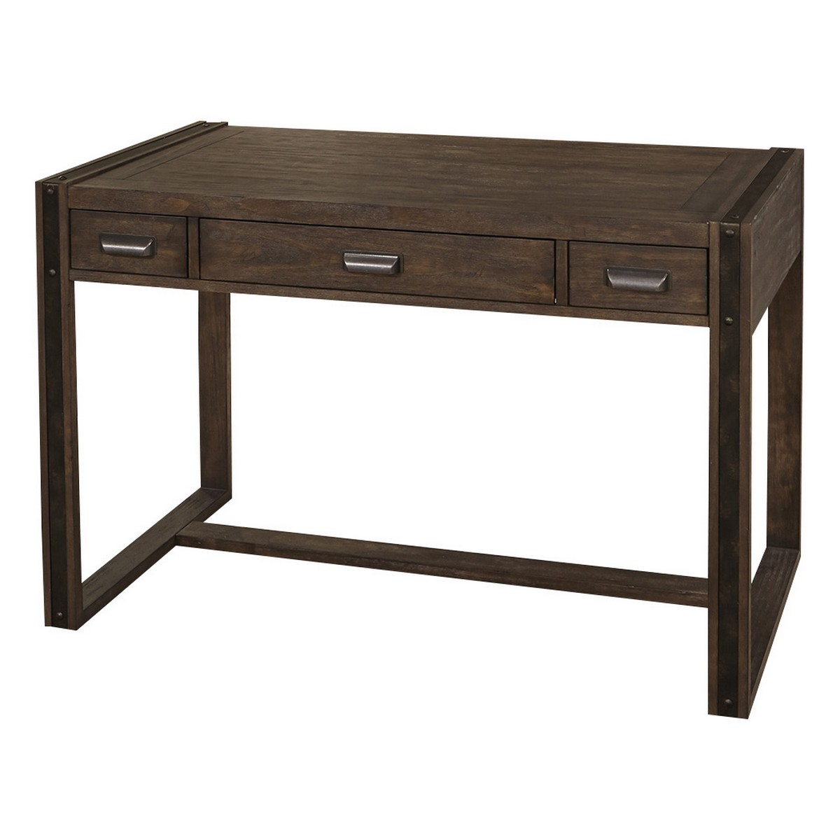 Parker House Brooklyn 48-inch Writing Desk - Antique Burnished Pine