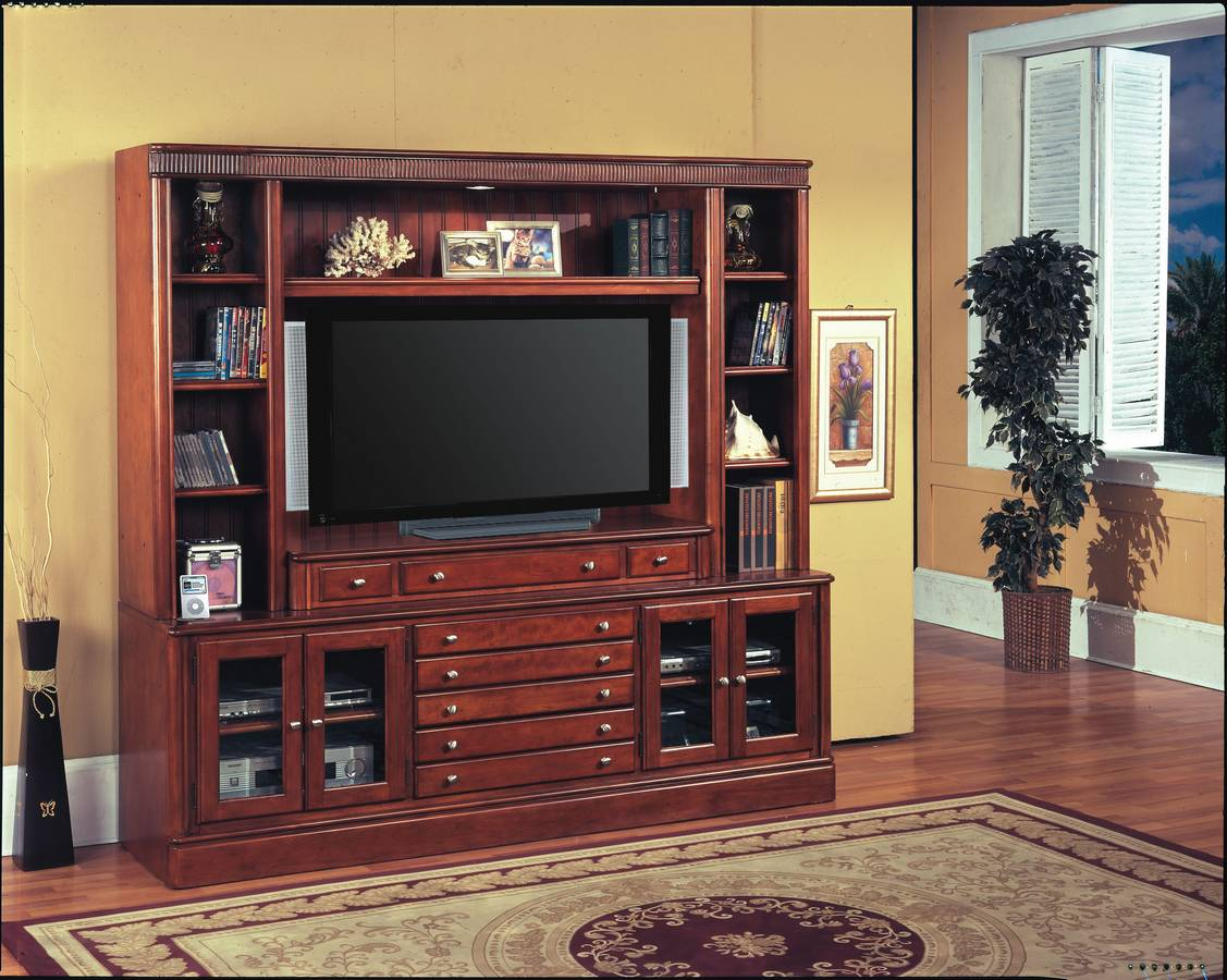 Cheap Parker House Charthouse Vista 50in Entertainment Center B