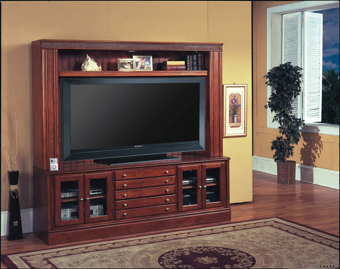 Cheap Parker House Charthouse Vista 65in Entertainment Center A