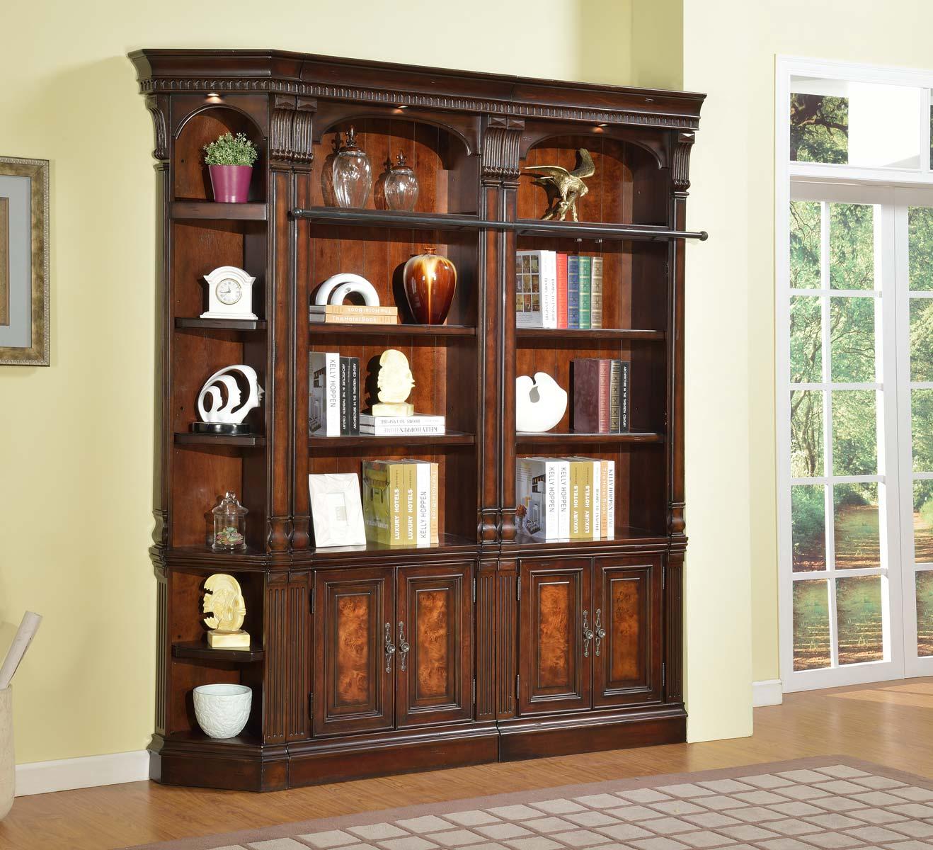 Parker House Corsica Library Bookcase Wall Unit PH-COR-LIB