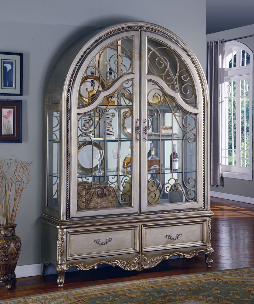 Parker House Grand Manor Allure Collectors Cabinet GALL