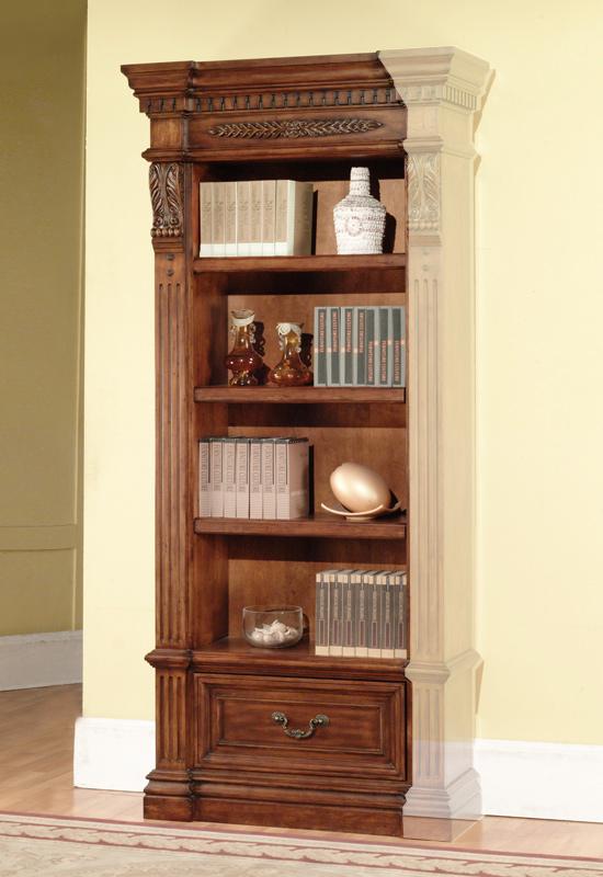 Parker House Grand Manor Granada 3 Piece Bookcase Ph Ggra9030 3 At